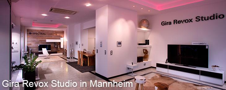 Gira Revox Mannheim