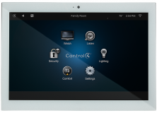 "Control4 10"" In-Wall Touch Screen"