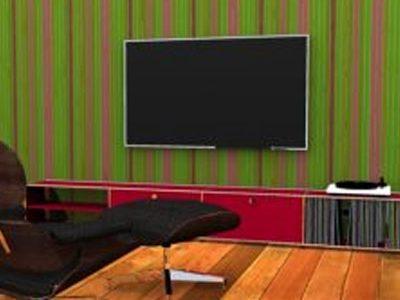 TV Bedienkonzept