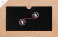 unsichtbarer Lautsprecher cerasonar 4062 reference