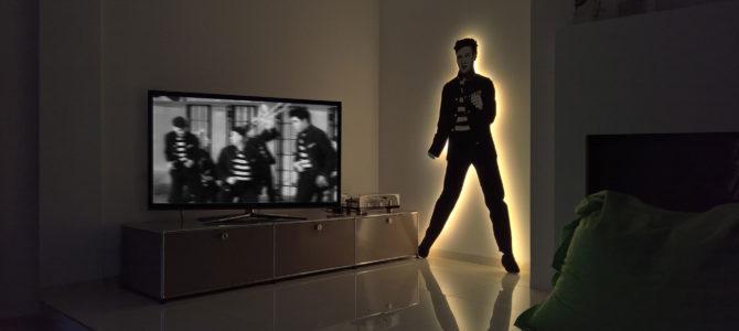 Projektbericht: Ein Generationen Smarthome auch für Elvis Fans