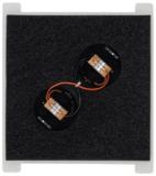 unsichtbarer Lautsprecher cerasonar 2525 fit